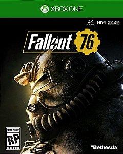 Fallout 76 Xbox One - Mídia Digital