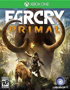 Far Cry Primal Xbox One - Mídia Digital