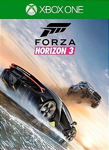 Forza Horizon 3 Xbox One - Mídia Digital