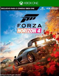 Forza Horizon 4 Xbox One - Mídia Digital