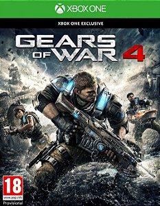 Gears Of War 4 Xbox One - Mídia Digital