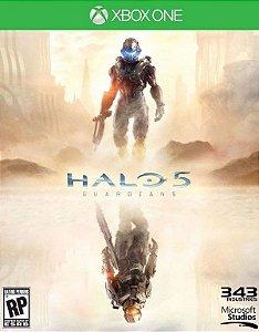Halo 5 Guardians Xbox One - Mídia Digital