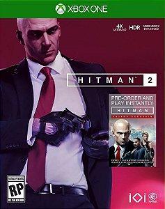 Hitman 2 Xbox One - Mídia Digital