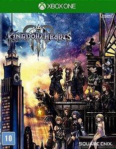 Kingdom Hearts III Xbox One - Mídia Digital