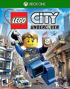 Lego City Undercover Xbox One - Mídia Digital