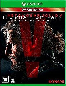 Metal Gear Solid V: The Phantom Pain Xbox One - Mídia Digital