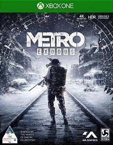 Metro Exodus Xbox One - Mídia Digital