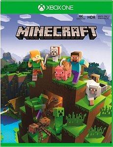 Minecraft Xbox One - Mídia Digital