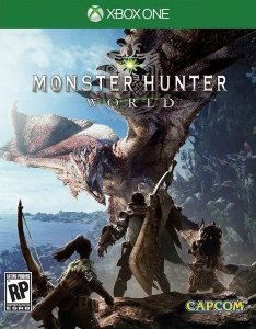 Monster Hunter World Xbox One - Mídia Digital
