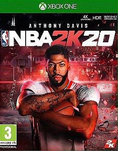 Nba 2k20 Xbox One - Mídia Digital