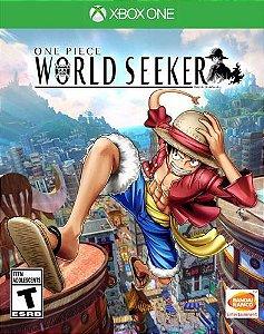 One Piece World Seeker Xbox One - Mídia Digital