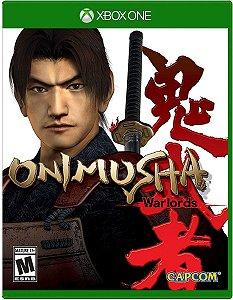 Onimusha Warlords Xbox One - Mídia Digital