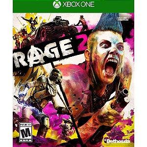 Rage 2 Xbox One - Mídia Digital