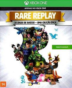 Rare Replay Xbox One - Mídia Digital