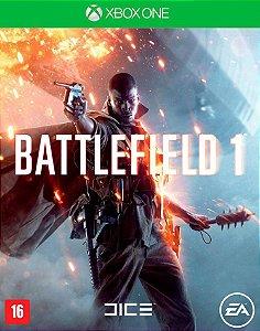 Battlefield 1 Xbox One - Midia Digital