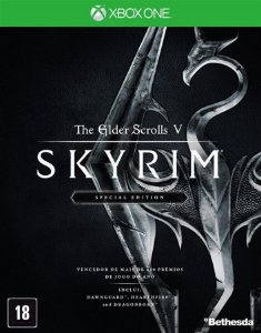 The Elder Scrolls V: Skyrim Special Edition Xbox One - Mídia Digital