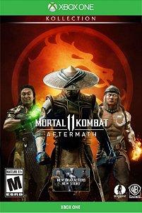 Mortal Kombat 11: Aftermath Xbox One - Mídia Digital
