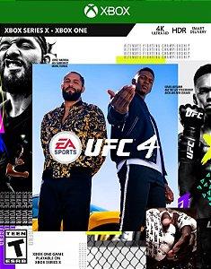 UFC 4 Xbox One - Mídia Digital