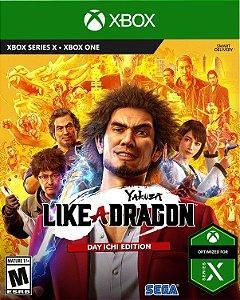 Yakuza Like a Dragon Day Ichi Edition Xbox One - Mídia Digital