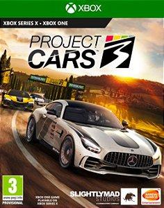 Project CARS 3 Xbox One - Mídia Digital