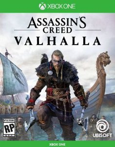 Assassins Creed Valhalla Xbox One - Mídia Digital