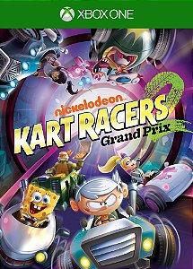 Nickelodeon Kart Racers 2 Grand Prix Xbox One - Mídia Digital