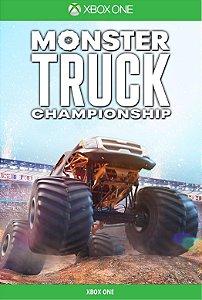 Monster Truck Championship Xbox One - Mídia Digital