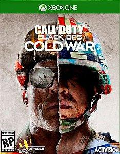Call of Duty Black Ops Cold War - Xbox One e Xbox Series X/S - Mídia Digital