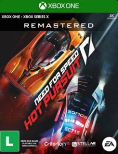Need for Speed Hot Pursuit Remastered - Xbox One - Mídia Digital