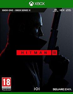 Hitman 3 - Xbox One X/S - Mídia Digital