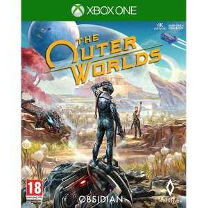 The Outer Worlds - Xbox One - Mídia Digital