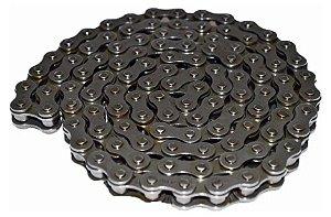 Corrente de Transmissão Motor de Bicicleta Reforçada