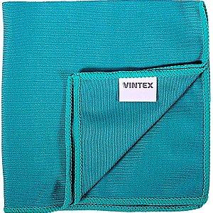 PANO MICROFIBRA PARA SECAR VIDROS TOALHA VINTEX 40X40