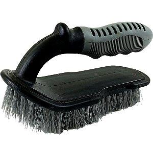 Escova Para Limpeza De Tapetes E Carpetes Detailer