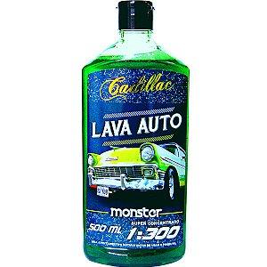 Shampoo Automotivo Monster Cadillac Concentrado Lava Autos 500ml