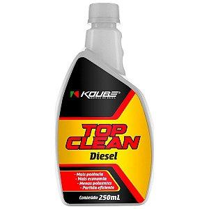 TOP CLEAN DIESEL KOUBE Aditivo Motor Diesel Limpa Bico Injetor