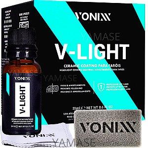 V-light Vitrificador Para Faróis 20ml Vonixx Vitrificação Ceramic Coating