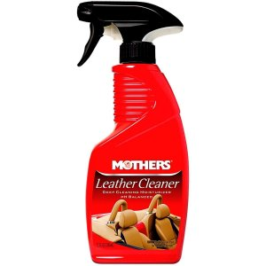Limpa Couro Mothers Limpador Leather Cleaner 6412
