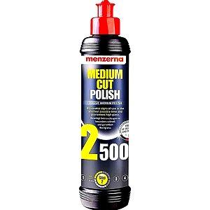 Polidor Medium Cut Polish 2500 Menzerna 250ml