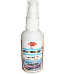 Anti Embaçante Wurth 60ml Para Vidros