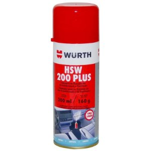 Higienizador Ar Condicionado Wurth - Lima Limão
