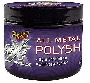 All Metal Polysh Meguiars Pasta Para Polir Metais