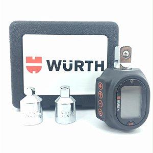 Torquimetro Eletrônico Digital Com Som Wurth