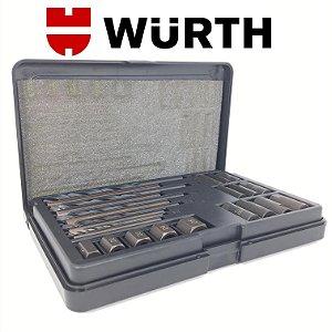 Extrator de Parafuso Quebrado Wurth