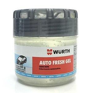 Cheirinho Odorizador Automotivo - Carro Novo Wurth 60g