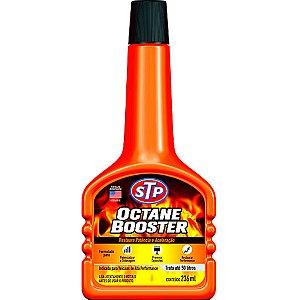 Octane Booster STP - Aditivo Para Aumento da Octanagem do Combustível