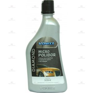Micro Polidor Vonixx 500ml - Polimento refino