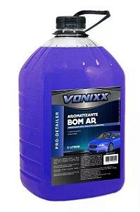Odorizador Aromatizante Cheirinho Automotivo bom ar vonixx 5 litros