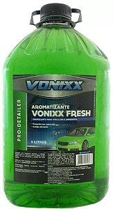 Odorizador Aromatizante Cheirinho Automotivo fresh vonixx 5 litros