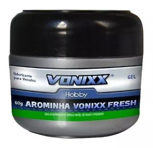 Odorizador automotivo Aromatizante Cheirinho fresh vonixx 60g